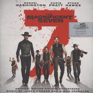 James Horner - OST The Magnificent Seven Black Vinyl Edition