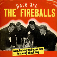 Fireballs, The - Here Are The Fireballs