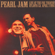 Pearl Jam - Live At The Fox Theater, Atlanta, GA