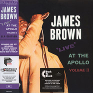 James Brown - Live At The Apollo Volume 2 Deluxe Edition