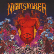 Nightstalker - As Above, So Below Purple Vinyl Edition