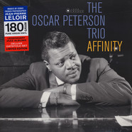 Oscar Peterson - Affinity  - Jean-Pierre Leloir Collection