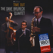 Dave Brubeck Quartet - Time Out  - Jean-Pierre Leloir Collection
