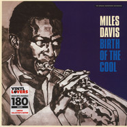 Miles Davis - Birth Of The Cool Mono Edition