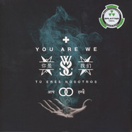 While She Sleeps - You Are We White Splatter Vinyl Editon