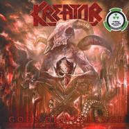 Kreator - Gods Of Violence Black Vinyl Edition
