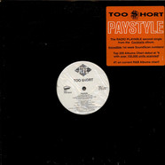 Too Short - Paystyle