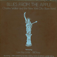 Charles Walker and the New York City Blues Band - Blues From the Apple