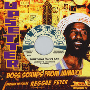 Lee Perry & Sensations, The - Something You've Got / Something You've Got Version