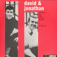 David & Jonathan - Lovers Of The World Unite / Michelle