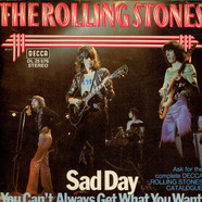 Rolling Stones, The - Sad Day / You Can't Always Get What You Want