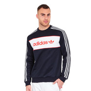 adidas - Block Crew Sweater