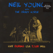 Neil Young & Crazy Horse - Live During USA Tour - November 1986