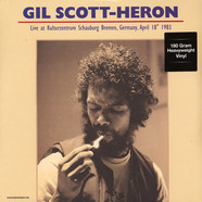 Gil Scott-Heron - Kulturzentrum Schauburg Bremen Germany April 18 1983