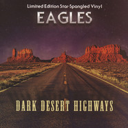 Eagles - Dark Desert Highways Blue Vinyl Edition