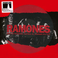 Ramones - WBUF Fm Broadcast, Buffalo, NY, Feb. 8 Picture Disc Edition