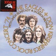 Eagles with Linda Ronstadt & Jackson Browne - Don Kirshner's Rock Concert '74