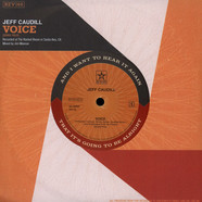 Jeff Caudill - Voice / Wishing Well Burnt Orange Vinyl Edition