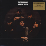Sorrows, The - Take A Heart Red Vinyl Edition