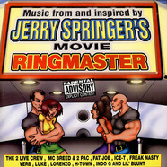 V.A. - Music From And Inspired By Jerry Springer's Movie Ringmaster