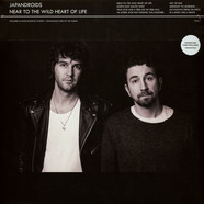 Japandroids - Near To The Wild Heart Of Life Clear Vinyl Edition