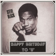 Steve Black - Happy Birthday To U