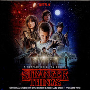 Kyle Dixon & Michael Stein - OST Stranger Things (A Netflix Original Series) Volume Two