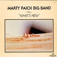 Marty Paich Big Band - What's New