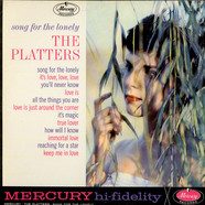 Platters, The - Song For The Lonely