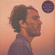 Richard Edwards - Lemon Cotton Candy Sunset Colored Vinyl Edition
