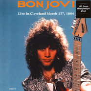 Bon Jovi - Live In Cleveland March 17th 1984