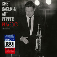 Chet Baker & Art Pepper - Playboys