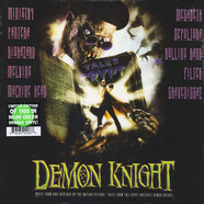 V.A. - OST Tales from the Crypt Presents: Demon Knight Green Vinyl Edition