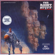 Bill Conti - OST Right Stuff