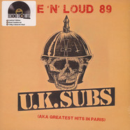 UK Subs - Greatest Hits In Paris
