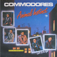 Commodores - Animal Instinct