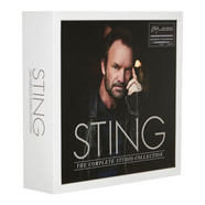 Sting - The Complete Studio Collection