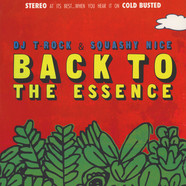DJ T-Rock & Squashy Nice - Back To The Essence