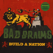Bad Brains - Build A Nation Colored Vinyl Edition