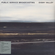 Public Service Broadcasting - Every Valley Black Vinyl Edition
