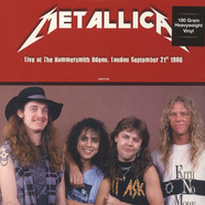 Metallica - Live at The Hammersmith Odeon, London, September 21th 1986