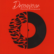 Decompoze of Binary Star - Maintain Composure Colored Vinyl Edition