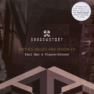 Paul Mac & Figure-Ground - Virtues, Values & Venom EP