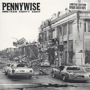 Pennywise - Nineteen Eighty Eight Green Vinyl Edition