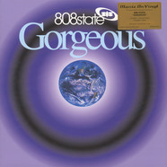 808 State - Gorgeous Black Vinyl Edition