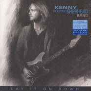 Kenny Wayne Shepherd - Lay It On Down Blue Vinyl Edition