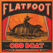Flatfoot 56 - Odd Boat Red Vinyl Edition