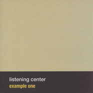 Listening Center - Example One