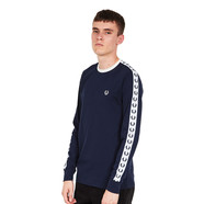 Fred Perry - Longsleeve Taped Ringer T-Shirt