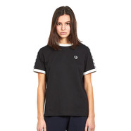 Fred Perry - W Taped Ringer T-Shirt